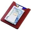 Футляр для кредиток с зажимом для денег